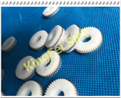 Metal And Platic SMT Feeder Parts CP45 8MM Forming Gear J7265087A J7265086A For Samsung CP40 Machine
